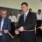 Opening BAF dojo in Dianabad