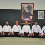 A seminar with Inagaki shihan - 2014