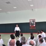 A seminar with Kuribayashi shihan - 2016