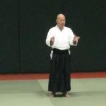 A seminar with Kuribayashi shihan - 2014