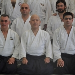 A seminar with Kuribayashi shihan - 2015